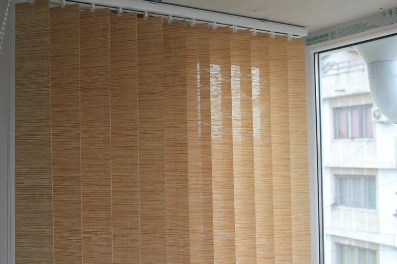 jaluzele verticale textile jaluzele de interior craiova